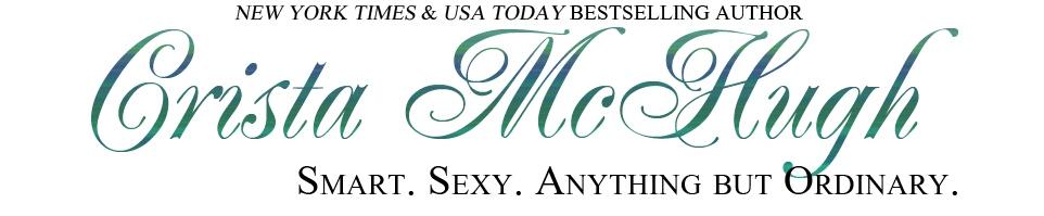 NYT Bestselling Author Crista McHugh